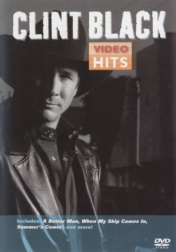 Cover art for  Clint Black: Video Hits