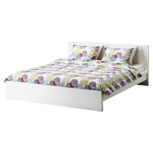 Ikea Drehstuhl Markus Erfahrung ~ Product Name Ikea Malm White Queen Size Bed Frame Height Adjustable