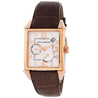 Girard Perregaux 25850-52-111-BACA Automatic 18K Rose Gold Men's Watch