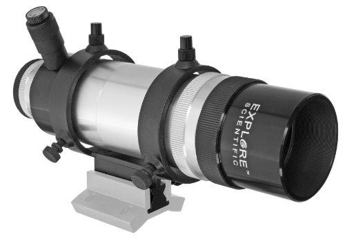 Meade ES 8x50 Sucherfernrohr inkl. Beleuchtung und Aufrechtes Bild
