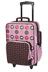 Lässig LMTR136 Kindertrolley 4Kids Trolley Savannah pink