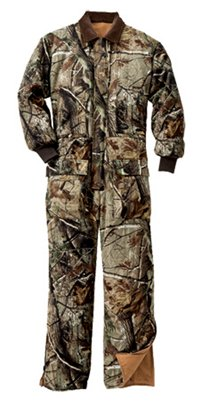 Walls Boys Youth Grow With Me insulated Coveralls 15125RT Realtree XL