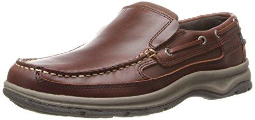 Sebago Blue Fin Slip-On 男款真皮休闲鞋 43码起 $23.3+$8.49(约¥200,直邮中国)