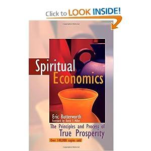 Spiritual Economics - Eric Butterworth