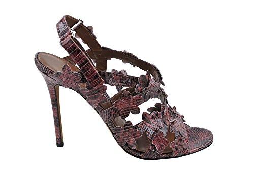 agnona-donna-scarpe-pelle-marrone-40