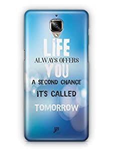 YuBingo Life Offers a Second Chance Mobile Case Back Cover for OnePlus 3