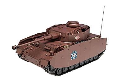 プラッツ ガールズ&パンツァー 1/35 IV号戦車D型改(H型仕様) あんこうチーム 劇場版です! プラモデル GP-20