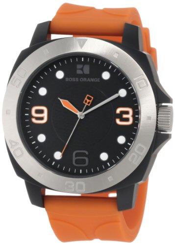 BOSS ORANGE Rubber Mens Watch 1512665