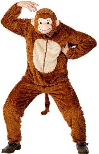 Men's Monkey Costume Adult