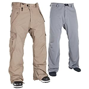 686 Smarty Original Cargo Mens Snowboard Pants 2012 by 686