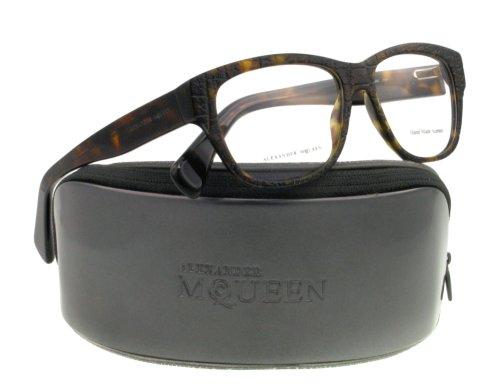 Alexander McQueenAlexander McQueen Eyeglasses AMQ 4202 HAVANA 086 AMQ4202