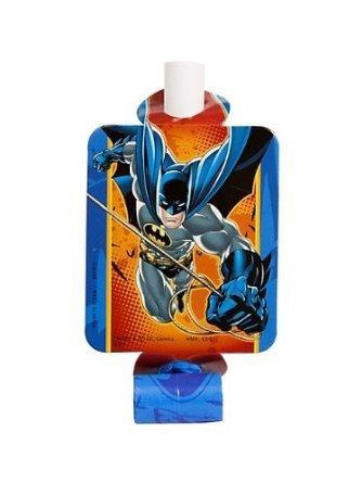 Batman Hero and Villains Party Blowouts-8 count - 1