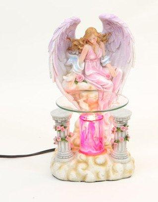 Pink Angel Oil Warmer - Electric