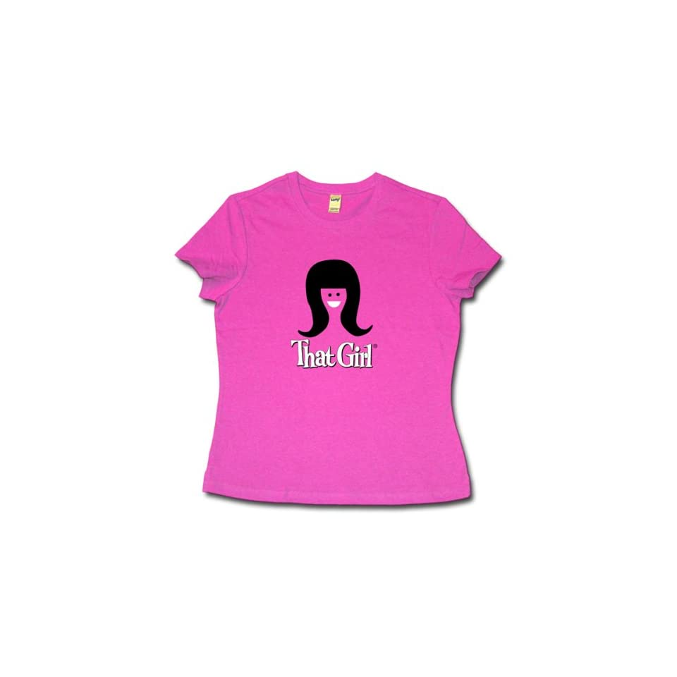 That Girl Juniors T shirt   Fitted Cotton Tee Shirt Clothing