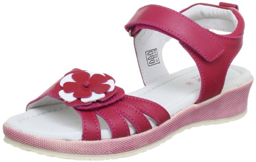 Gabor kids Anna Sandals Girls Pink Pink (candy rose) Size: 38/5 UK