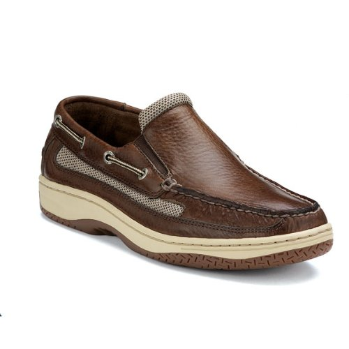 Sperry Top-Sider Mens Billfish Slip On,Coffee,10.5 D(M) US