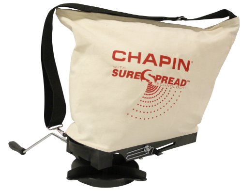 Best Price Chapin 84500 Residential Bag Seeder, 25-Pound