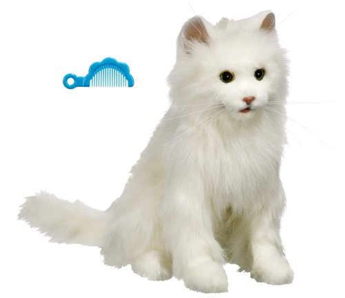 Furreal Friends Kitty Cat White