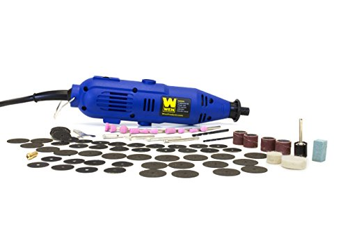 Check Out This WEN 2307 Variable Speed Rotary Tool Kit with 100-Piece Accessories