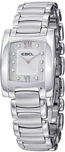 Ebel Brasilia Womens Mother of Pearl Diamond Watch 9256M32/98500 / 1215776
