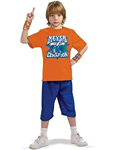 John Cena - WWE - Childrens Fancy Dress Costume