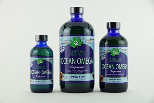 Animal Essentials Ocean Omega Supreme Fish Oil Supplement (16 ounce) (Animal Omega compare prices)