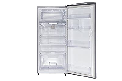 Samsung RR19J2104SE/TL Direct-cool Single-door Refrigerator (192 Ltrs, 3 Star Rating, Elective Silver)