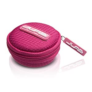 JLAB JBDCSP Earbuds Travel Case for JLab Jbuds - Pink