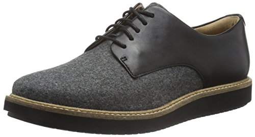 clarks-womens-glick-darby-derby-grey-grey-textile-black-leather-combi-35-uk