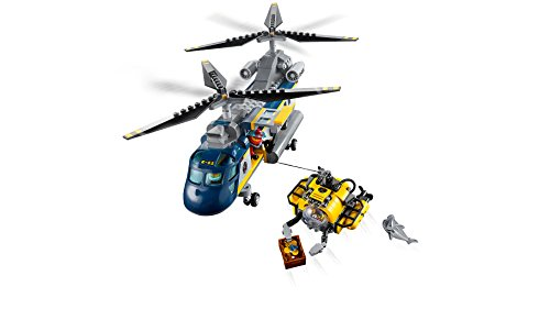 LEGO-City-Deep-Sea-Explorers-60093-Helicopter-Building-Kit