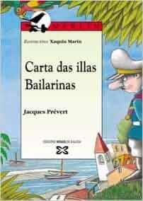 Carta Das Illas Bailarinas / Charter Island Dancers (Galician Edition