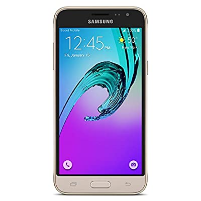 "Samsung Nova 5.0"" HD Super AMOLED Display Unlocked Phone - Retail Packaging - Gold"
