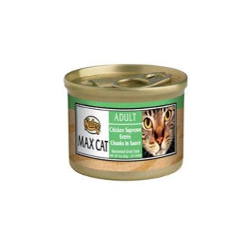 Nutro Max Cat Adult Chicken Supreme Entree Chunks In Sauce Canned Cat Food