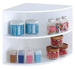 Amazon Com Jetmax Simply Built Craft Storage Corner