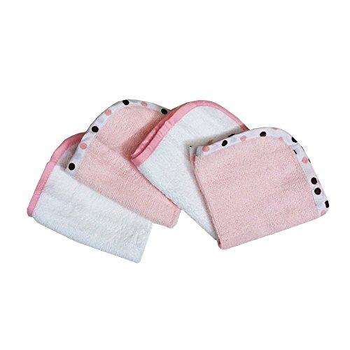 Organic Cotton Terry Washcloths