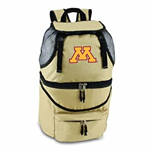 NCAA Minnesota Golden Gophers Zuma Insulated Backpack by Picnic Time