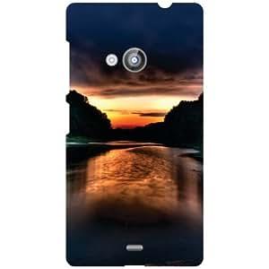 Nokia Lumia 535 Back Cover - Excellent Designer Cases