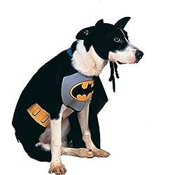 Batman Dog Costume Large