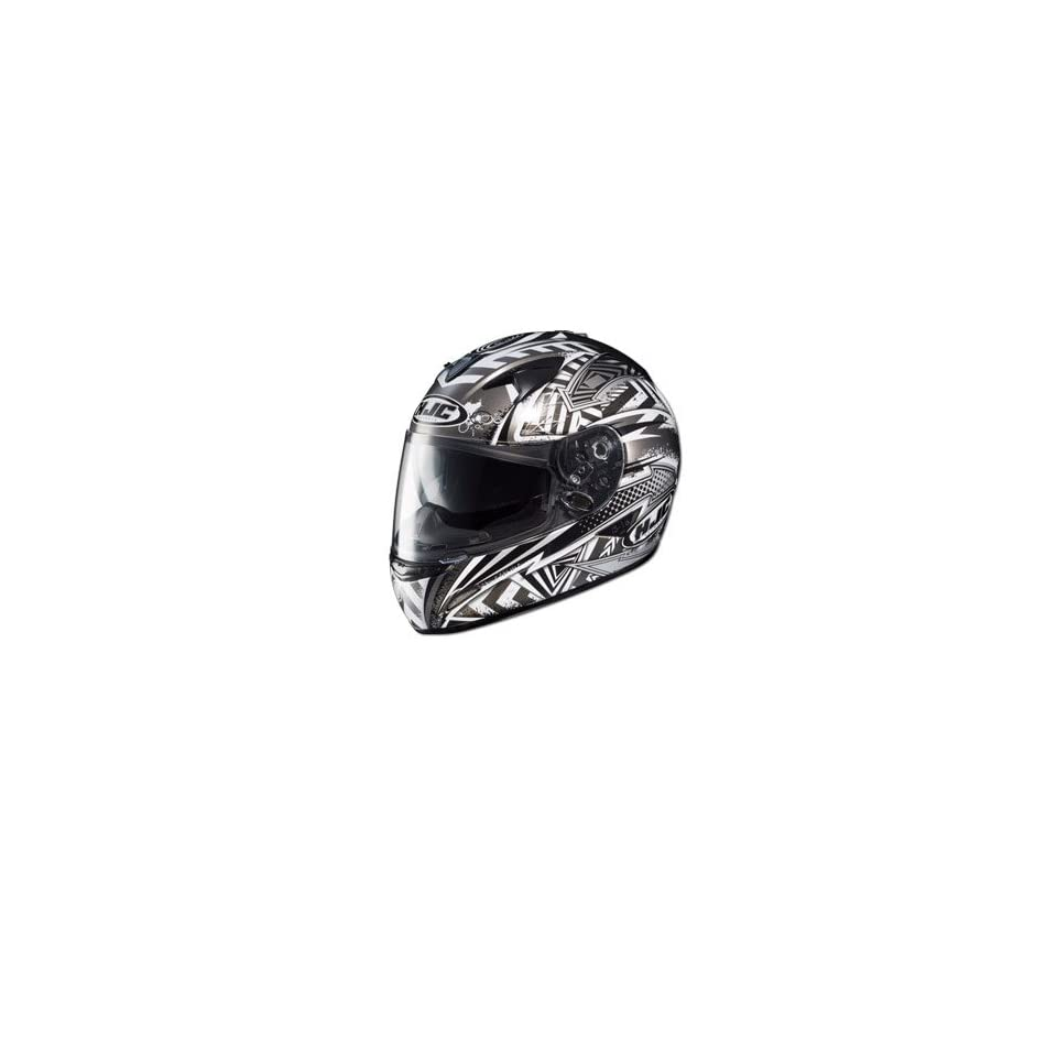 HJC IS 16 Specter Silver Full Face Helmet