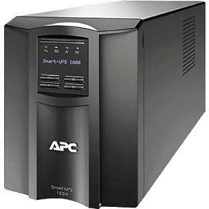 APC SMT1000I Smart-UPS 1000VA LCD 230V 670W International 230V Output (8) IEC 320 C13