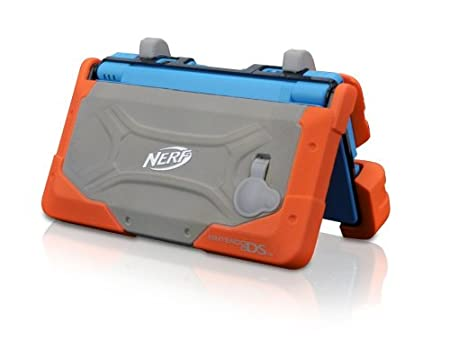 Dsi Nerf Armor - Orange/Gray