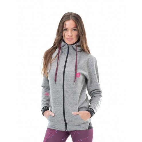 SWEAT-CAPUCHE-PICTURE-ORGANIC-MYLE-GREY