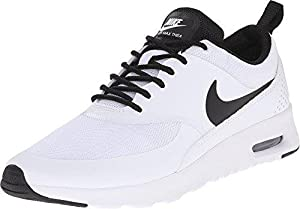Nike Air Max Thea Sneaker Trainer, Größe:43;Farbe:WHITE/BLACK-WHITE