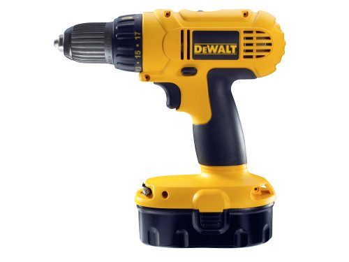 Dewalt DC729KA Cordless Drill Driver 18 Volt with 2 x 1.3 Ah NiCD Batteries