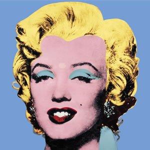 アートポスター アンディ・ウォーホル Andy Warhol: Shot Blue Marilyn, 1964