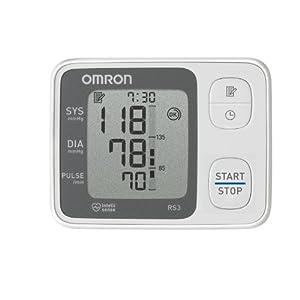 Beste Handgelenk-Blutdruckmessgeräte: Omron RS3