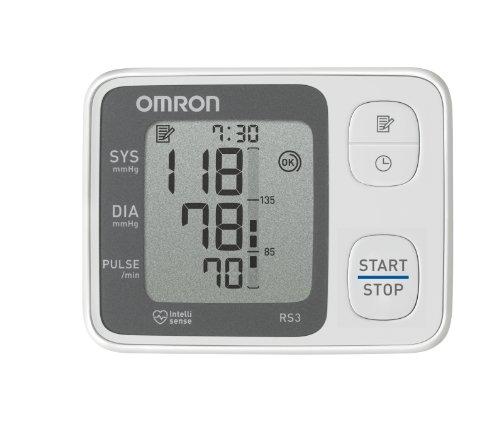 Omron HEM6130D OMRON RS3 - D Tensiomètre Poignet