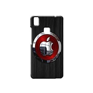BLUEDIO Designer Printed Back case cover for VIVO V3 - G3029