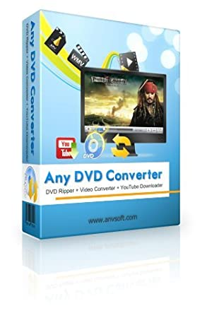 AnvSoft Any DVD Converter
