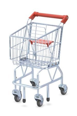 Melissa & Doug Shopping Cart back-978669
